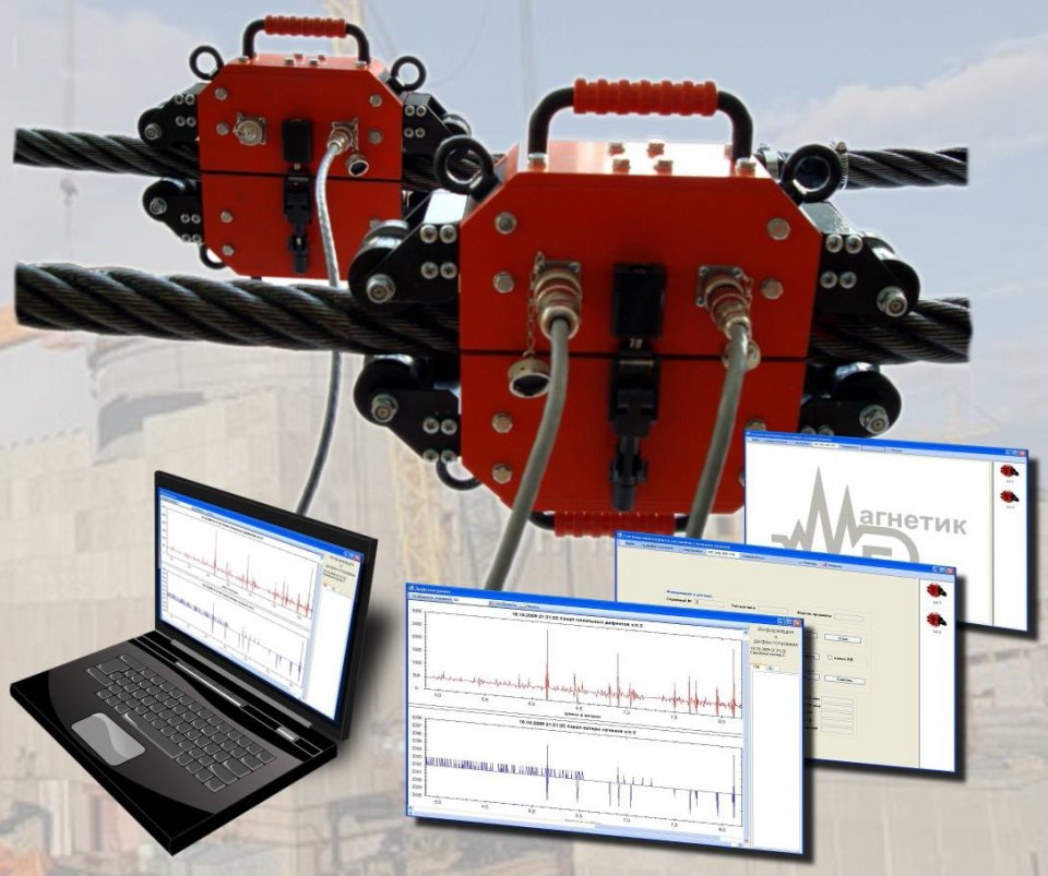 The Monitoring System of Special Polar Cranes in Nuclear Power Plants