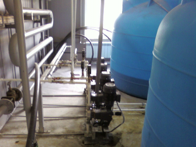 High-concentrated sewage treatment technology